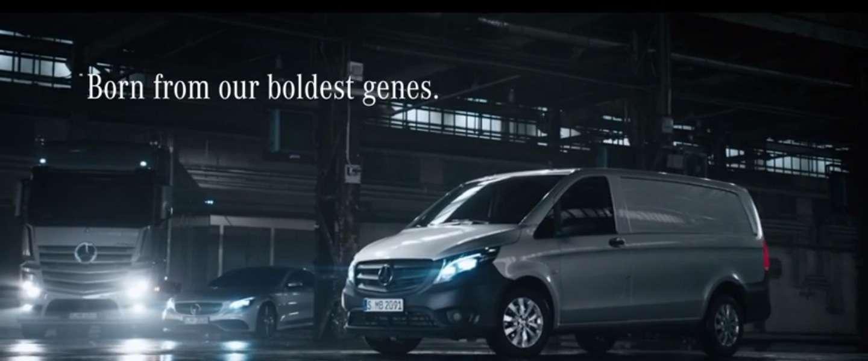 Gave commercial: het liefdeskind van de Mercedes-Benz S 63 AMG Coupé en de Actros