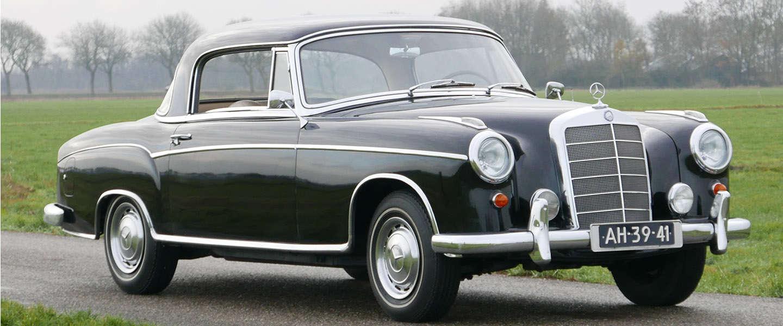 Mercedes: de populairste klassieker van Nederland