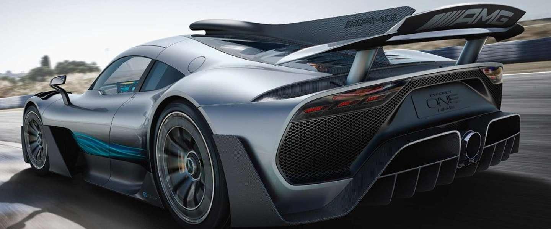 De Mercedes-AMG Project ONE is een hypercar om van te dromen