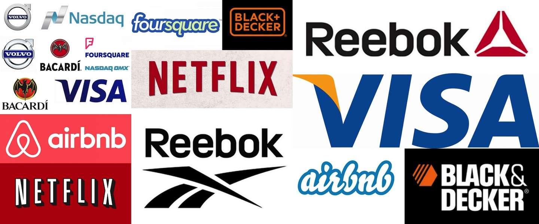 9 internationale merken die in 2014 een nieuw logo kregen