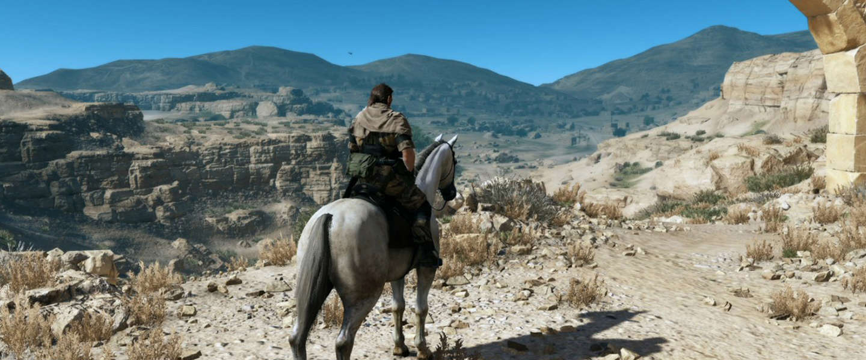 Metal Gear Solid V: the Phantom Pain - Super solide stealth
