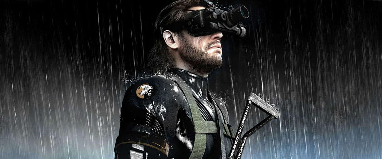 Update: Metal Gear Solid kledinglijn aangekondigd