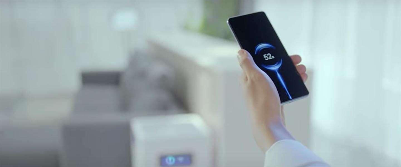 Xiaomi introduceert Mi Air Charge-Technologie