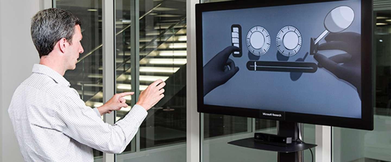 VR met je eigen handen: Microsoft  Handpose