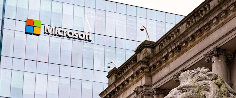 Microsoft werkt aan EU-only opslag voor data van cloud-diensten