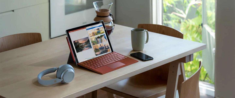 Op zoek naar een luxe vaderdagcadeau? Kijk in de Microsoft Store voor goede deals!
