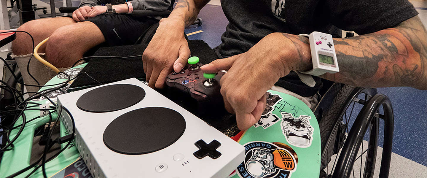 Dit is hem: de Xbox Adaptive Controller