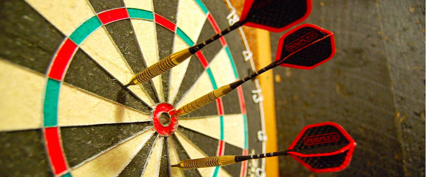 Mighty Mike in de WK Darts finale meest getwitterde programma in januari