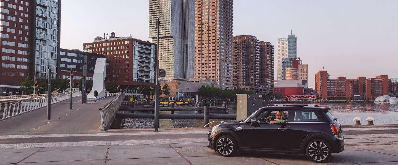 MINI Electric: elektrisch rijden in de stad
