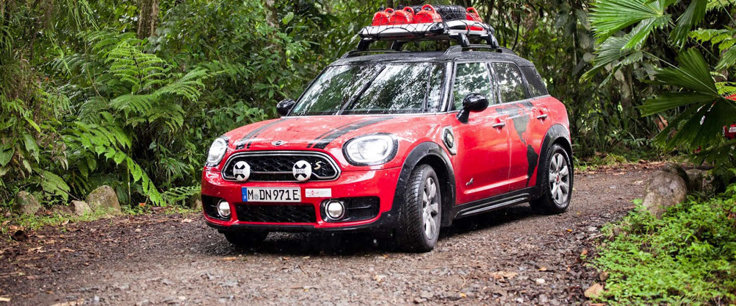 Roadtrip met een Mini Cooper S E Countryman door zuid-Amerika