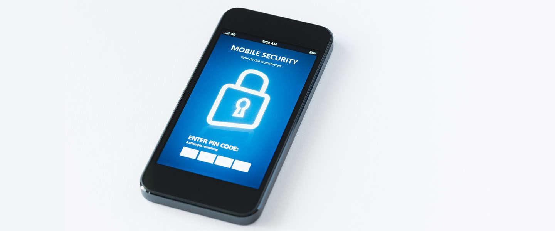 Zes mobiele beveiligingsmythes