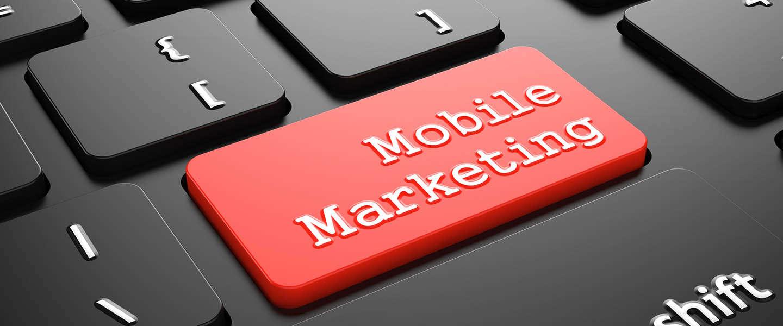 Investeren in 'mobile marketing' krijgt dit jaar hoge prioriteit bij retail en merken