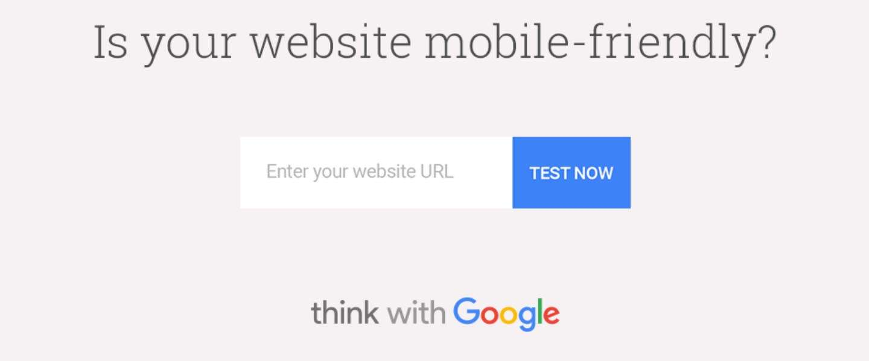 Nieuwe tool Google helpt met testen hoe mobielvriendelijk jouw website is