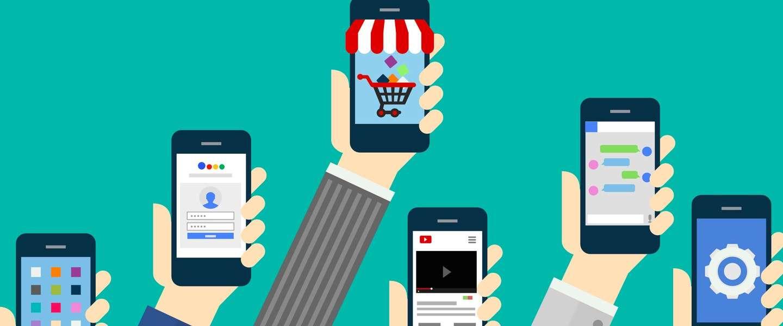 Er zijn 7.45 miljard mobiele verbindingen en 7,2 miljard mensen, iets verandert er