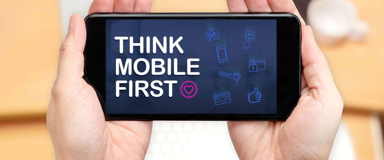 Mobile First: in 2018 moet je voorop lopen