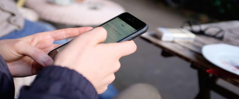 Winkels moeten 'mobile friendly' worden