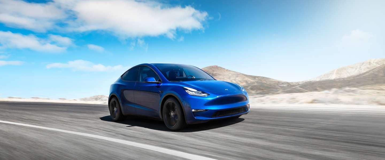 Tesla zit in de lift, actieradius Model Y hoger dan geschat