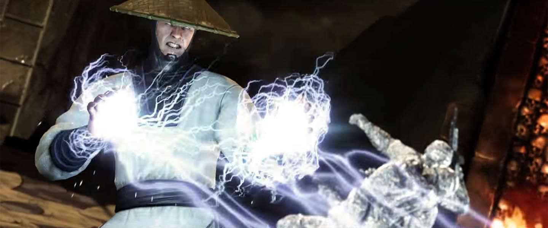 Een spetterende Mortal Kombat X launch trailer