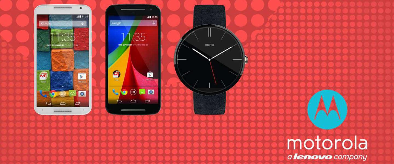 Lenovo en Google ronden overname Motorola af