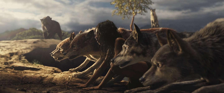 Netflix toont nieuwe beelden Mowgli: Legend of the Jungle