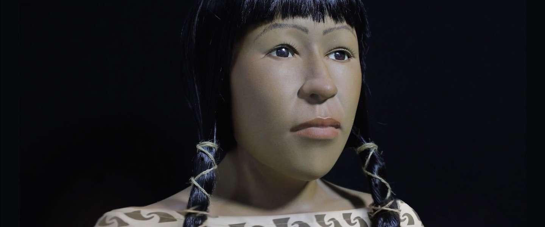 1600 jaar oude mummie krijgt gezicht dankzij 3D-printer