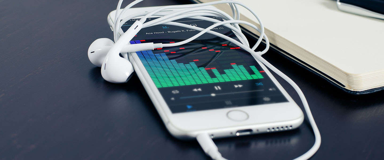 Muziek streamen zonder dat het MB's kost kan nu via T-Mobile