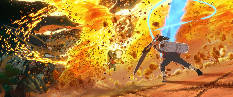 Naruto Shippuden: Ultimate Ninja Storm 4 hakt er lekker in (review)