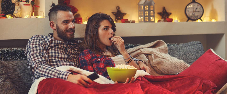 Blijf in bed, zet de tv aan, het is Nationale Bingewatch-dag
