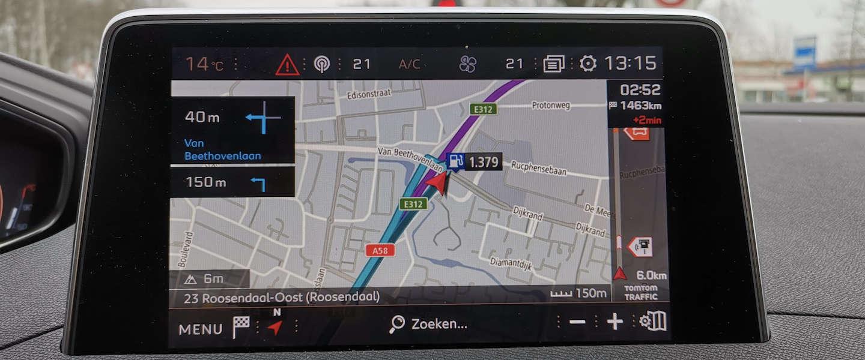 Na 7 april kan je navigatiesysteem wel eens de weg kwijt zijn