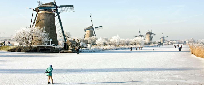 Zo mooi is winter in Nederland in 15 foto's!