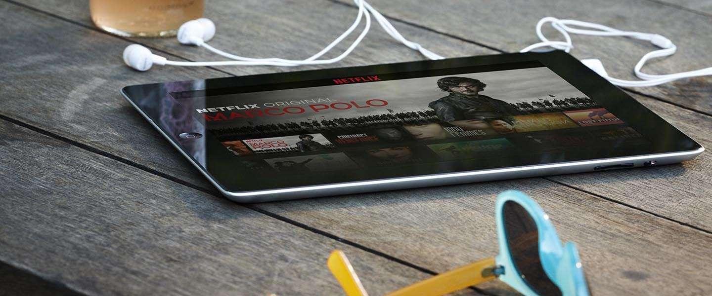 Netflix heeft recordaantal nieuwe abonnees