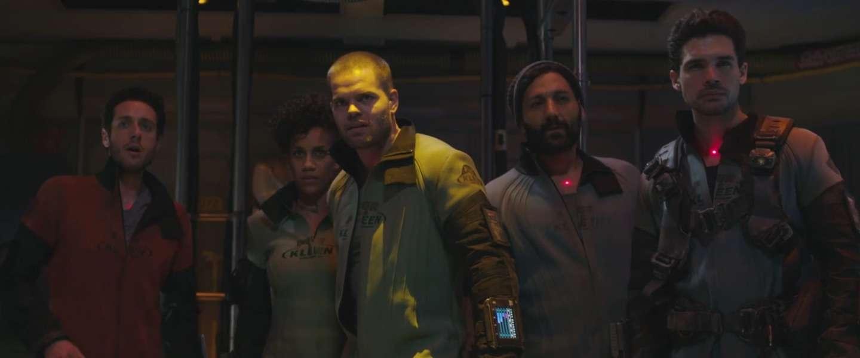 Gaat Amazon Prime Video Netflix helpen met The Expanse?
