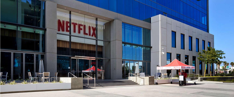 Netflix groeit explosief in de regio Azië/Pacific