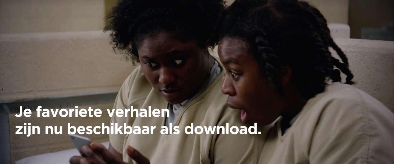 Netflix offline kijken is nu beschikbaar
