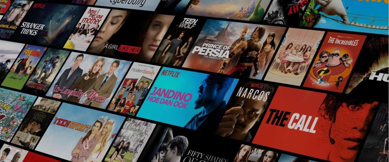 Netflix krijgt speciale mobiele previews met verticale video's