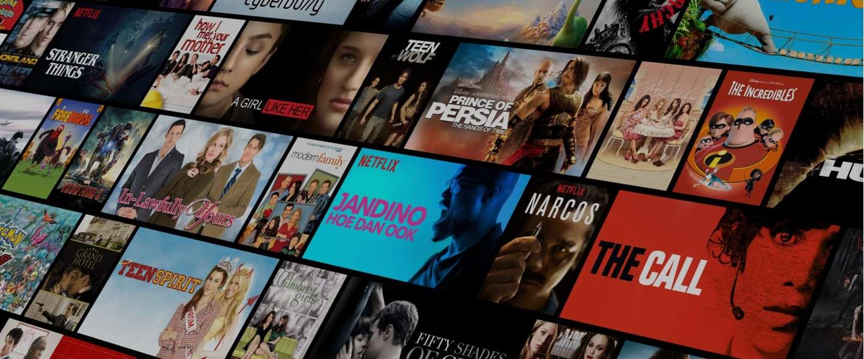 Netflix: volgend jaar 25% meer eigen werk