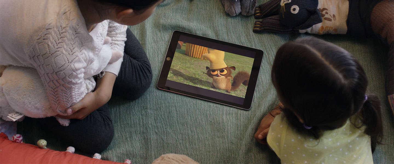 Netflix introduceert mobiel abonnement in India