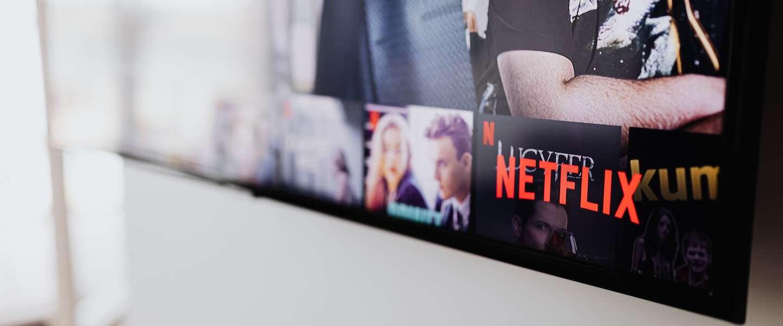 Heb jij de shufflefunctie van Netflix al ontdekt?