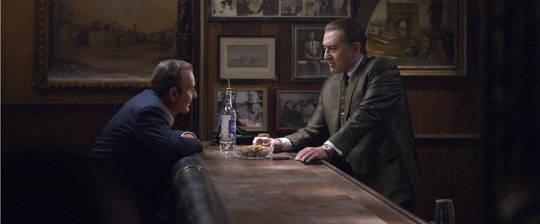 Netflix toont eerste officiële teaser van The Irishman
