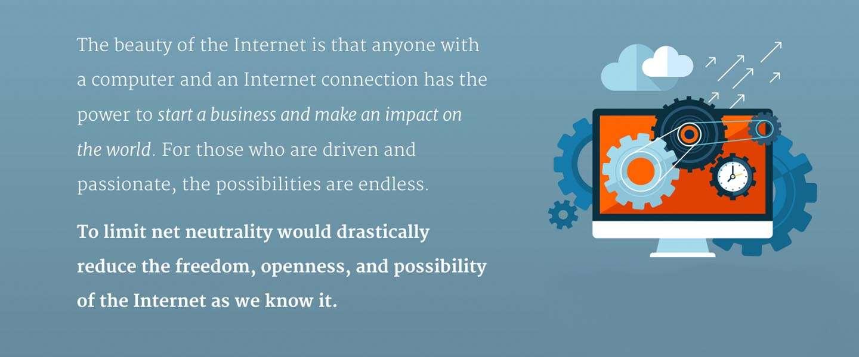 Startups for Net Neutrality wil een open en vrij internet