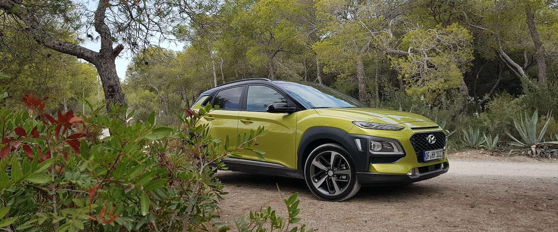 De nieuwe Kona by Hyundai, compacte SUV met grote ambities