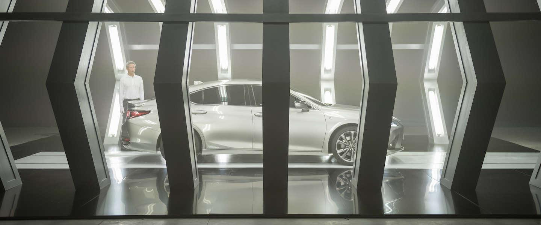 Lexus lanceert 's werelds eerste campagne ontwikkeld m.b.v. kunstmatige intelligentie
