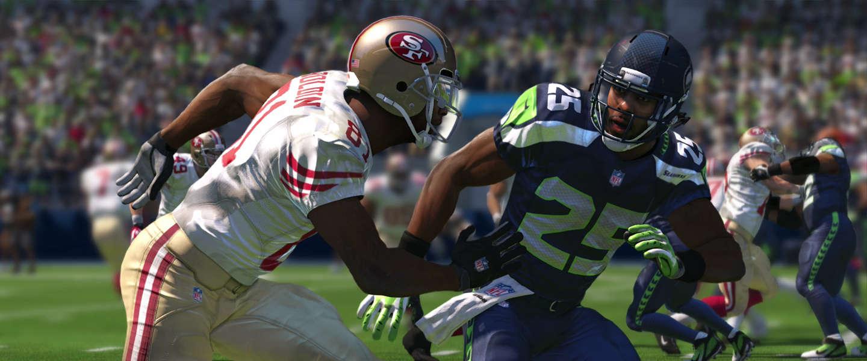 Madden NFL 15: Touchdown