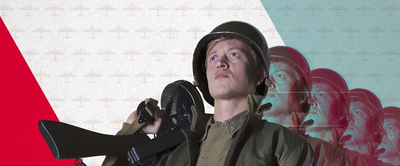 Op zoek naar wat de Tweede Wereldoorlog anno 2018 nog betekent
