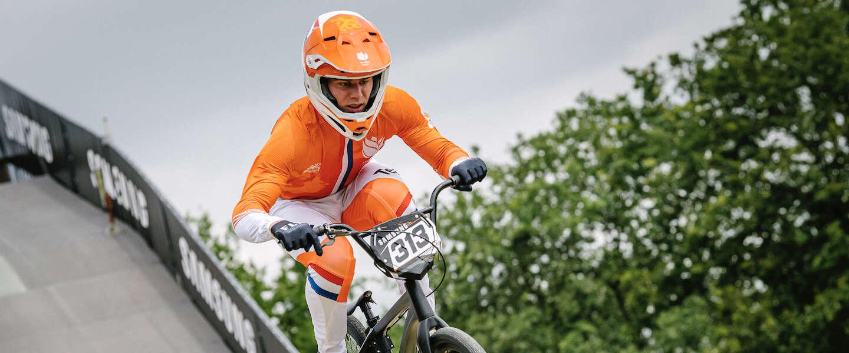 BMX-innovatie helpt Niek Kimman bij winnen Olympisch goud
