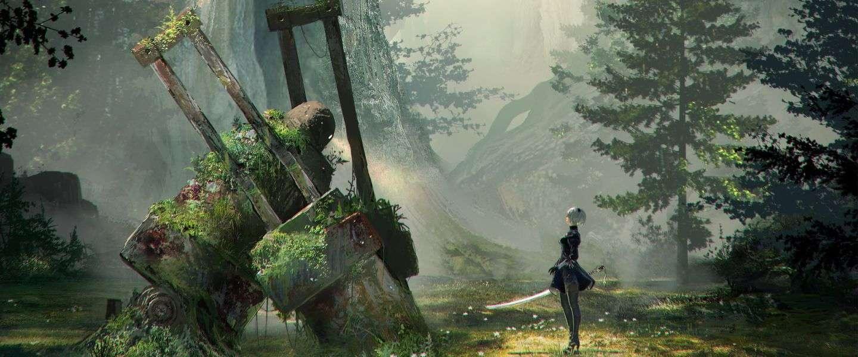 Nier: Automata leidt tot filosofische gesprekken tussen gamers