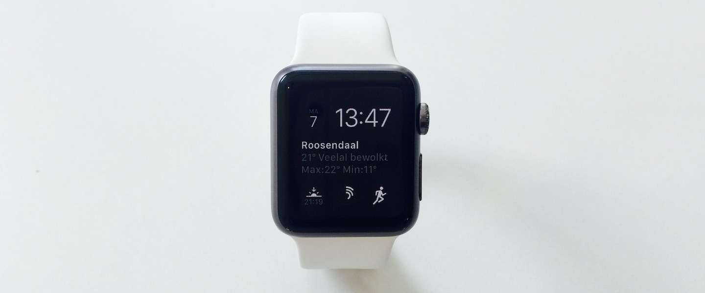 Gerucht: Apple Watch dit jaar met eigen 4G en nieuw design