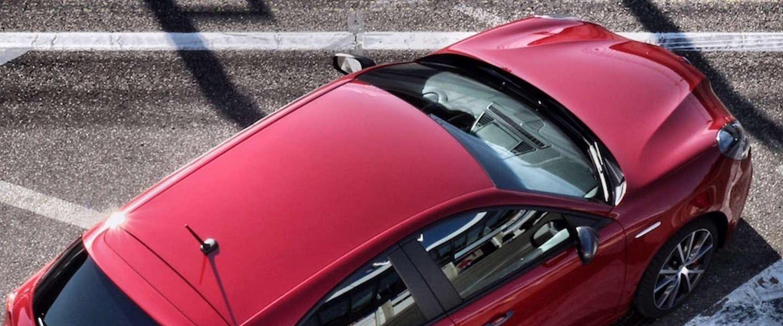 De drie gezichten van de nieuwe Alfa Romeo Giulietta