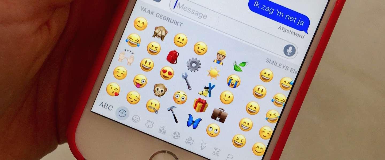 Er komen wéér nieuwe emoji aan