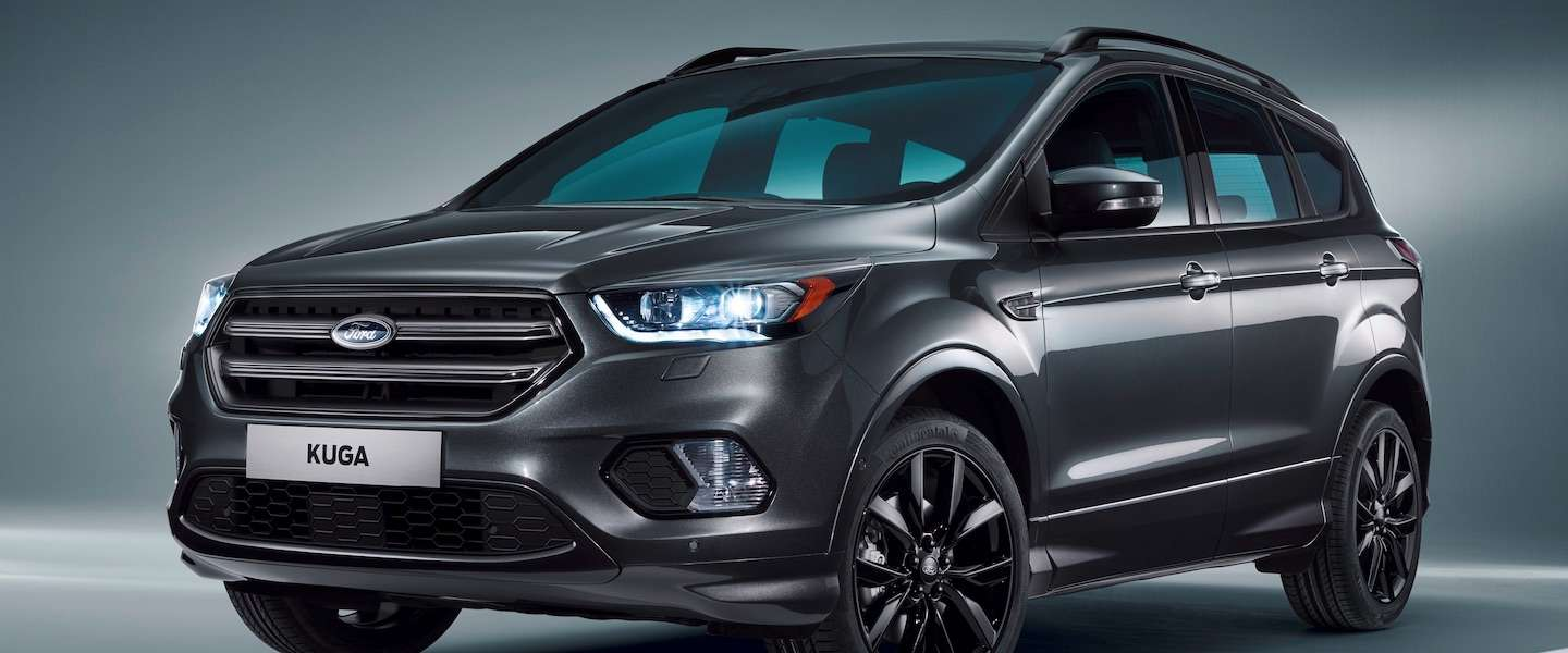 Ford onthult nieuwe Kuga SUV op Mobile World Congress